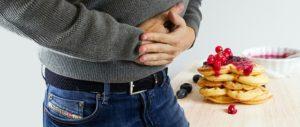 吐き気と腰痛