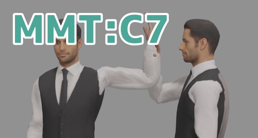 【MMT:C7】上腕三頭筋の徒手筋力検査【頸部神経根症】